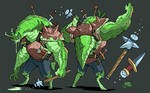 The Unstoppable Sluggernaut