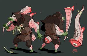 Gaer the Marsh Monk