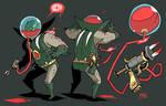Tarvos, the Fangs of Saturn