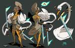 The Swan Swordceress
