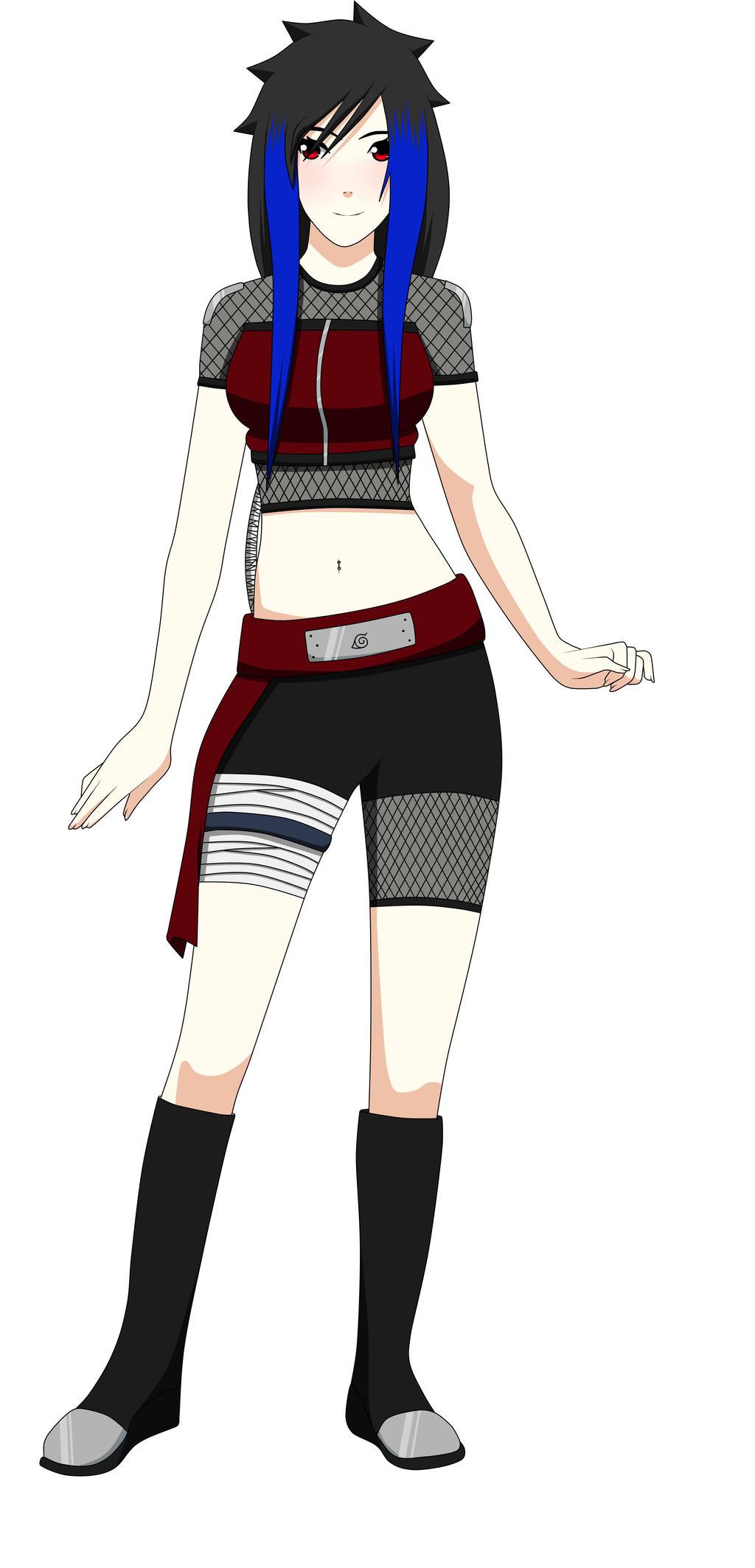Naruto RPC Lorie Dark Full Body by LorieDark on DeviantArt