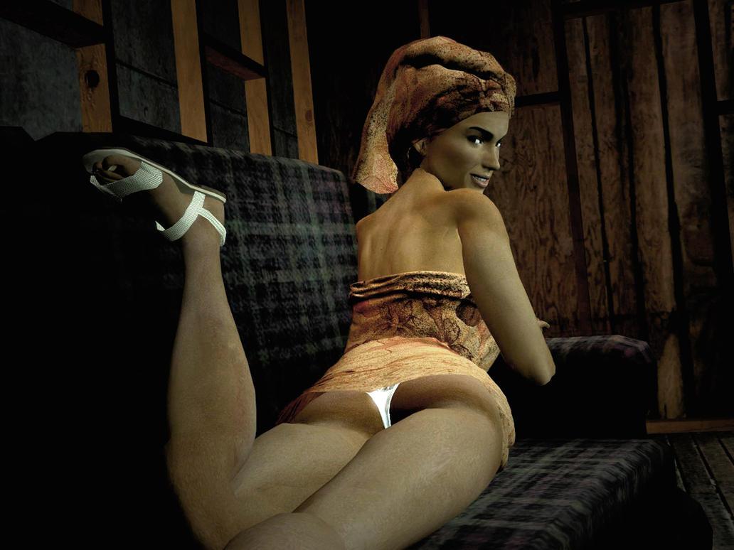 Alyx vance nude skin