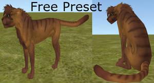 Free Cat Preset #2