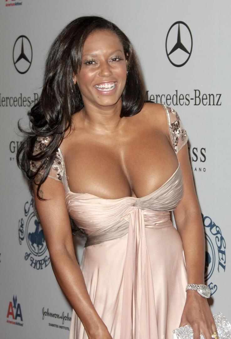 Mel B Big Boobs
