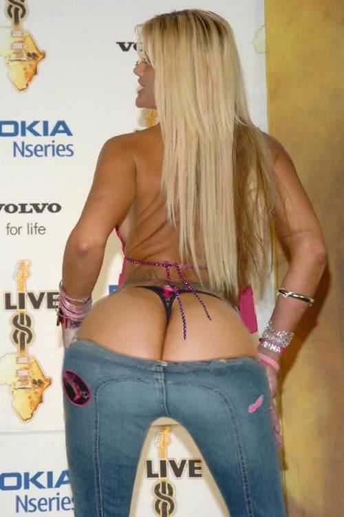 Anna butt naked nicole