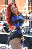 Rihanna Navy- Today show. by AMac145