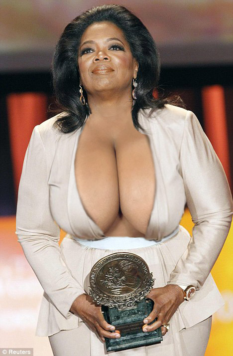 Fucking french Oprah boob pics would've