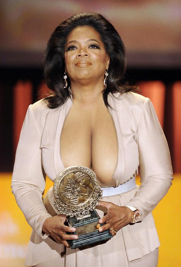 Oprahs tits