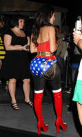 Kim Kardashian's Star-Spangled Rump