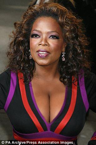 Actually peep Oprah boob pics fucking