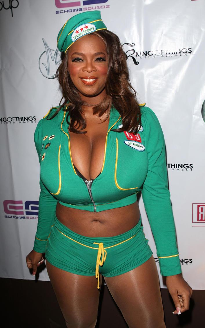 Oprah. by AMac145