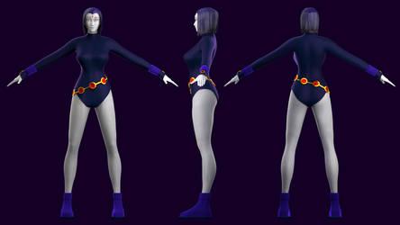 Raven (WIP 5)
