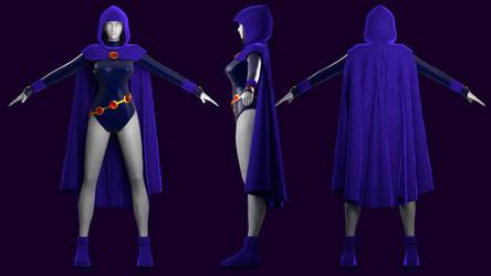 Raven (WIP 6)