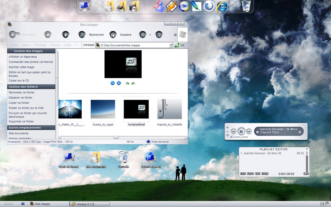 Inspirat Cloudy Laptop by mat-u