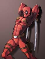 Deadpool by f19850928