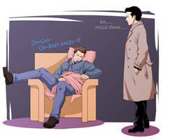 talk in sleep by f19850928