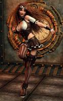 Clockwork Dance by MiakadoArts