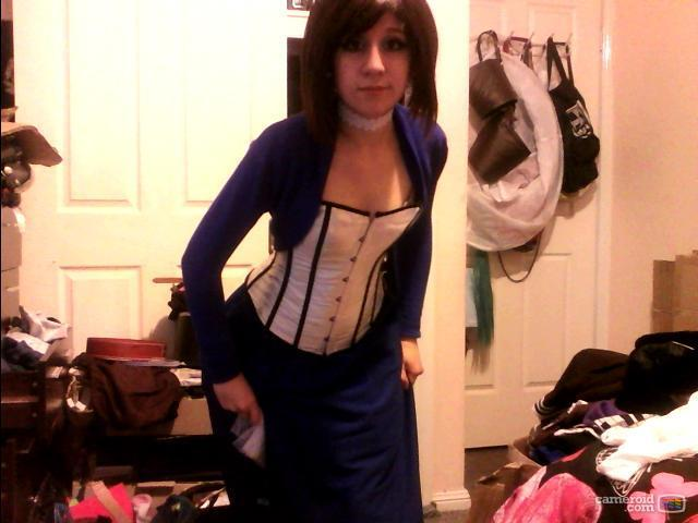 Elizabeth Bioshock Infinite Cosplay W.I.P by SpartanJenzii
