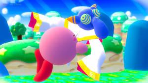 Kirby Hugs Hyness (SFM)