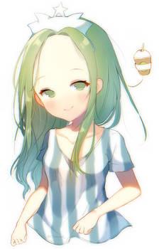 Anime Starbucks