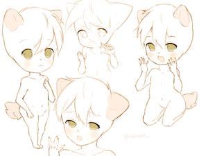 Sasameki Sketch Page