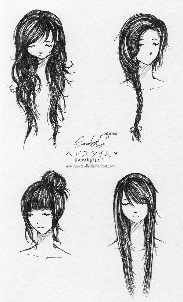 Hairstyles. by emichancanfly