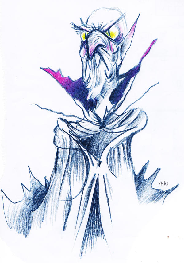 Dracula by KuzAnna