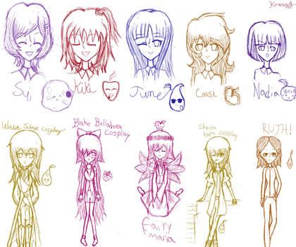 :MM: 2nd Sketch Dump