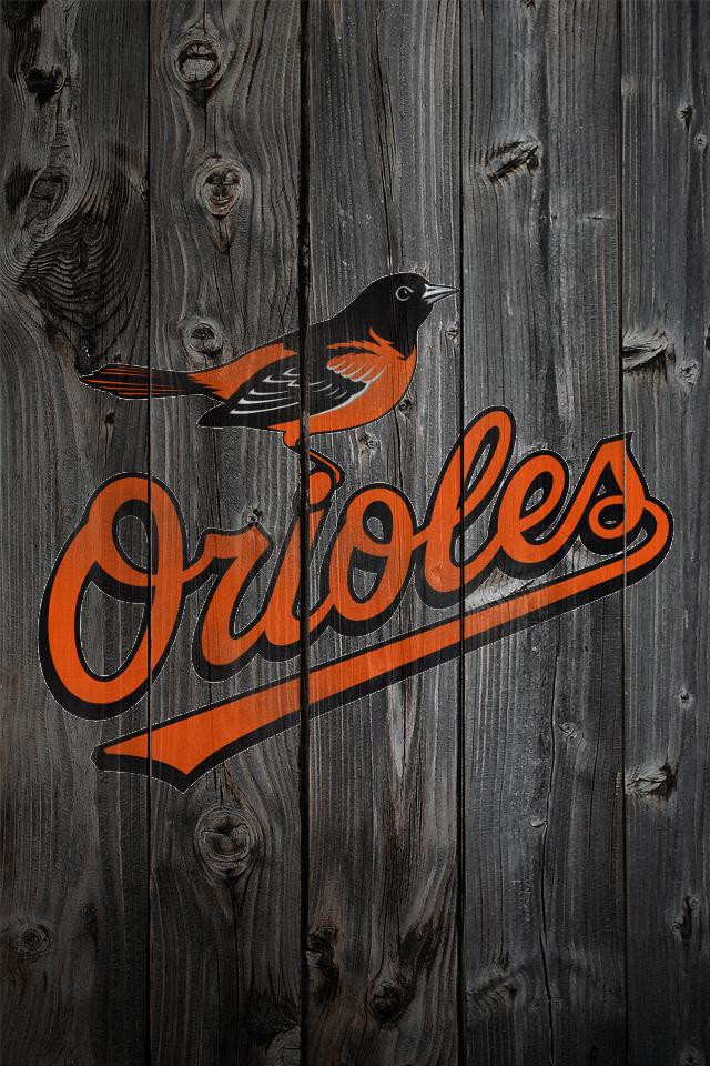 Baltimore Orioles Phone Wallpaper