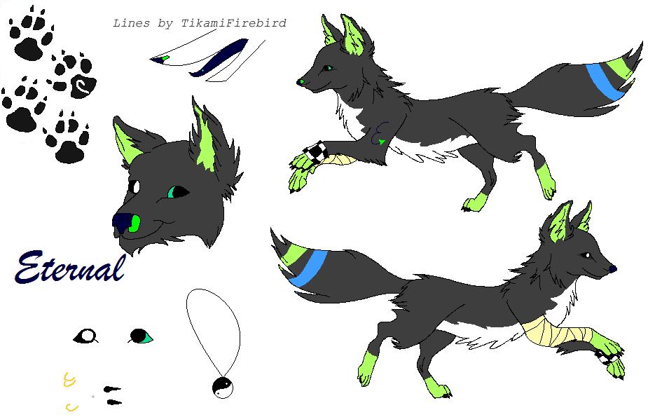 Eternal Ref #1 by WolfAdemius