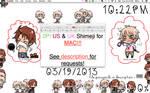 -Mac- 2PUS and 2PUK -Mac- Shimeji