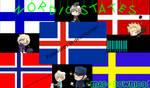 -Mac- Nordic States (Hetalia) by lalala00000007
