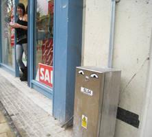 happy shopper by FilthyLuker