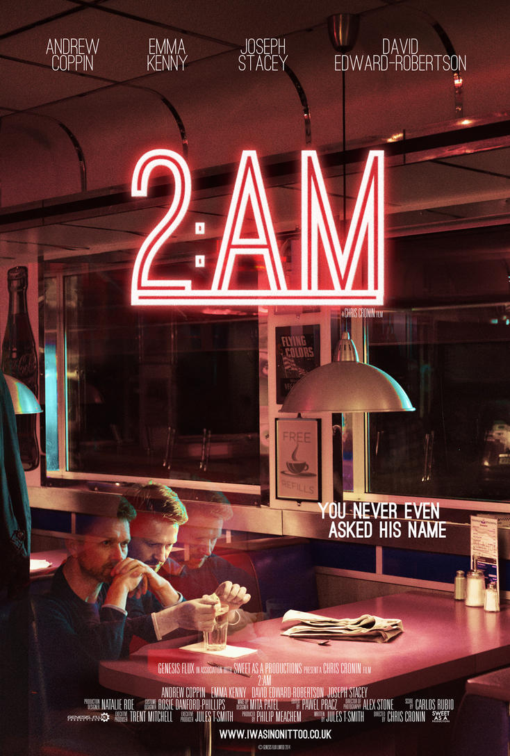 2AM Key Poster by Marc-Hankins