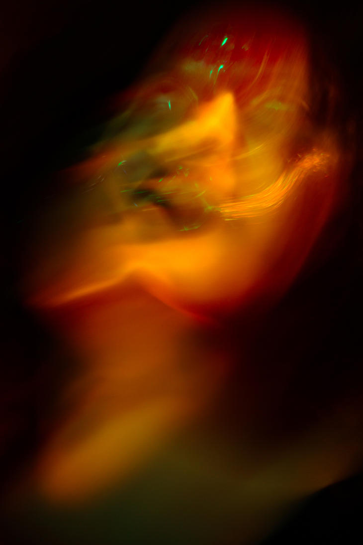 Abstract Portrait by Marc-Hankins