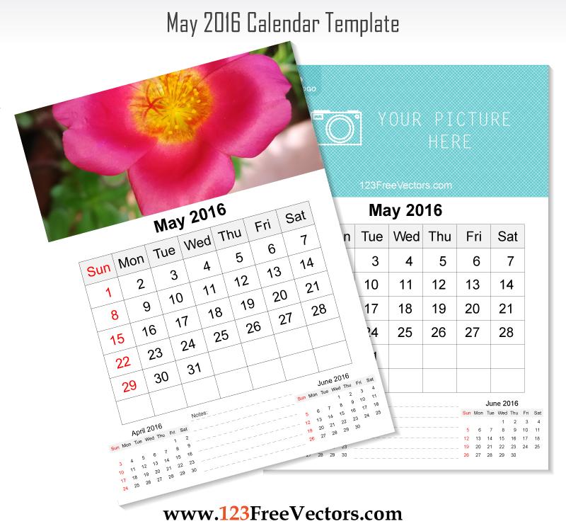Фото календаря на май 20