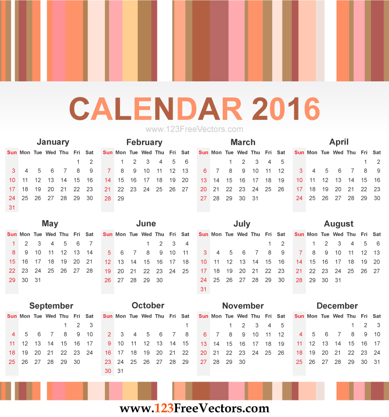 Calendar Vector Art : Calendar vector by freevectors on deviantart
