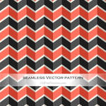 Free Colorful Zigzag Pattern Vector Art