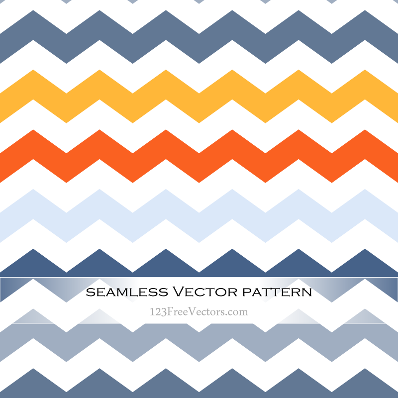 Zigzag Vector Pattern By 123freevectors On Deviantart