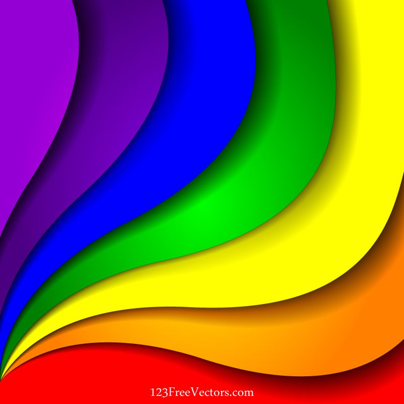rainbow illustrations and clipart - photo #39