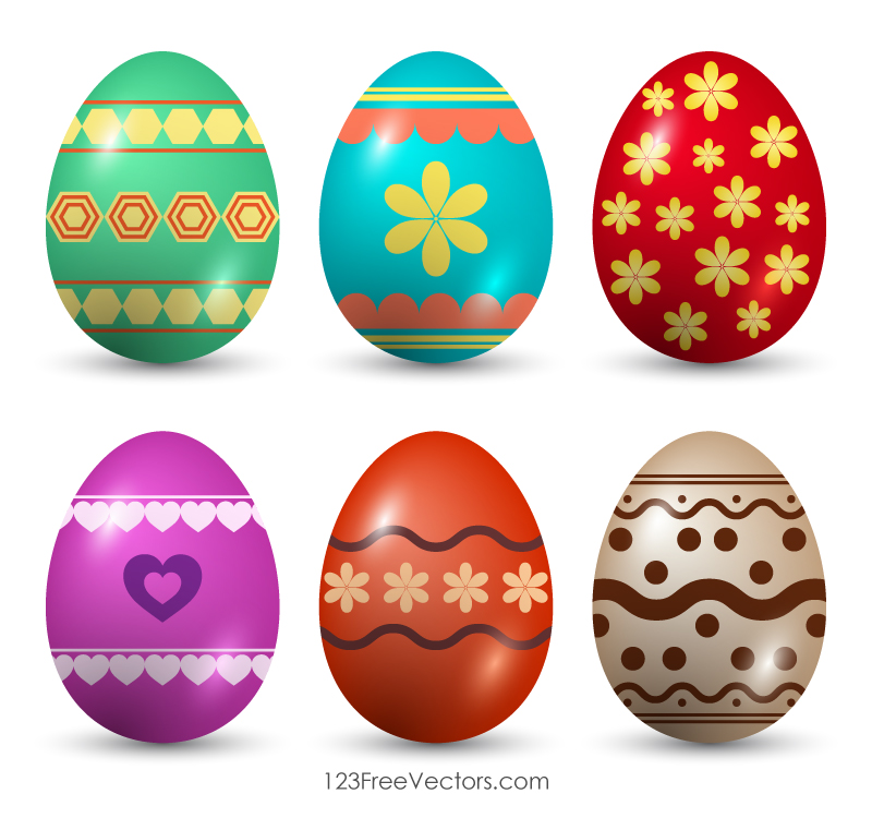 free clipart of easter eggs - photo #32