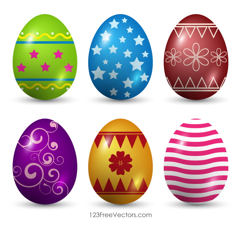Easter Egg Art And Crafts