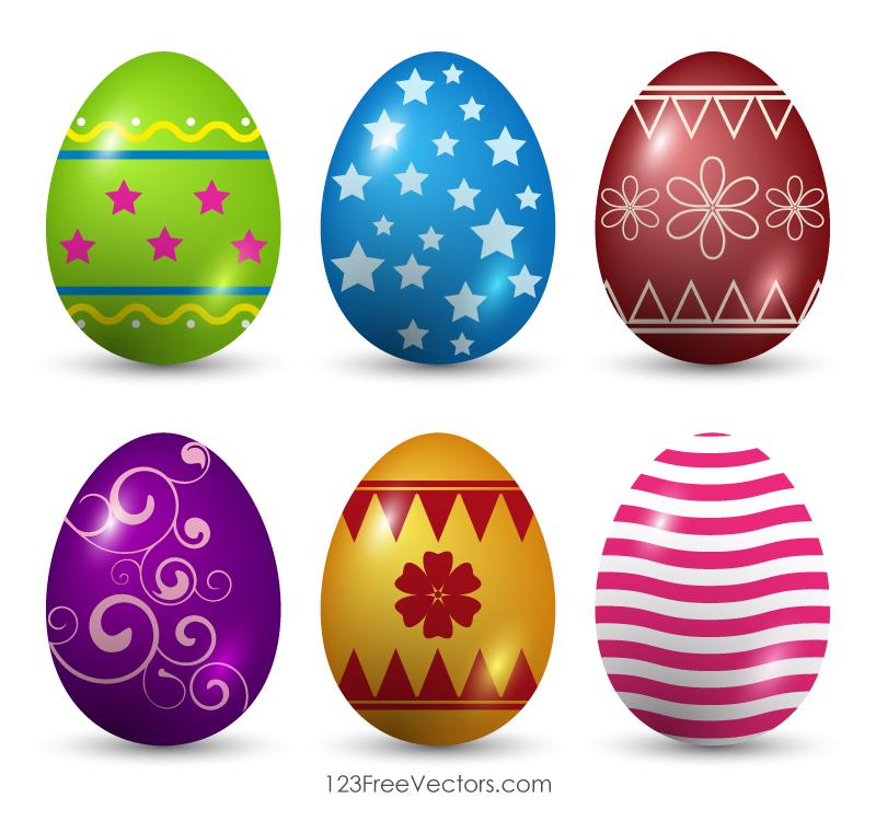 Painting Easter Egg Clip Art