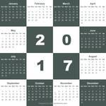 Calendar 2017 Pdf