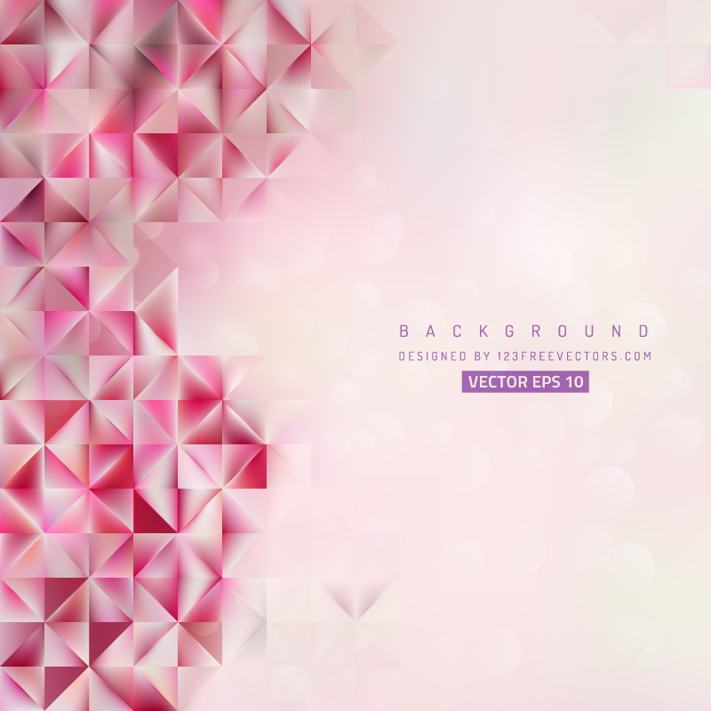Light Pink Background Free Vector By 123freevectors On