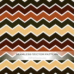 Vintage Chevron Pattern Background Free Vector