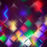 Colorful Square Background Free Vector