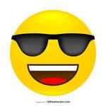 Cool Emojis Free Vector