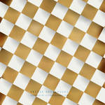 Brown Checkerboard Pattern Background Free Vector