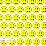 Emoji Patterns Free Vector